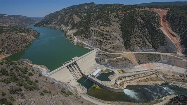 Hidroelektrikte 2023 hedefi 135 milyar kilovatsaat üretim