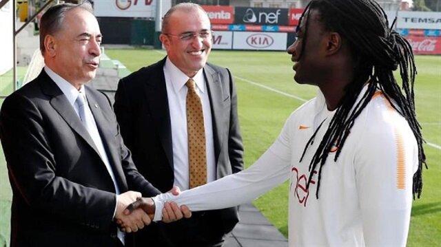 Galatasaray, Gomis'i gönderdikten sonra golcü transferi gerçekleştirmedi.