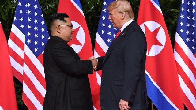 Kuzey Kore'den ABD'ye çağrı: İlişkileri baltalamayın