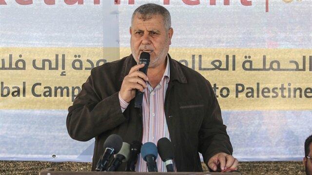 İslami Cihad'dan ABD'ye 'UNRWA' tepkisi