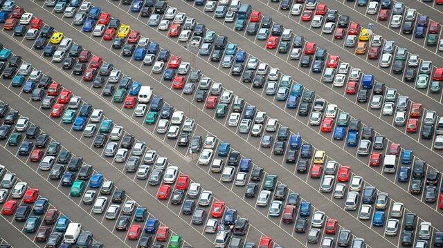 Otomotiv pazarında Ocak-Ağustos döneminde bir önceki yılın aynı dönemine göre yüzde 20,79 daralma meydana geldi.