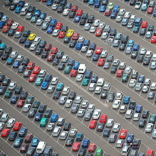 Otomotiv pazarında yüzde 21'lik daralma