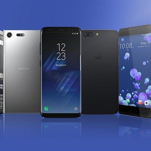 374 مليون جهاز مبيعات الهواتف الذكية عالميا في الربع الثاني