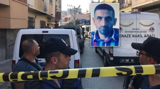 Mersin'de bir evde 5 kişinin öldüğü bilgisini alan polisler bölgede geniş çaplı güvenlik önlemleri almıştı.