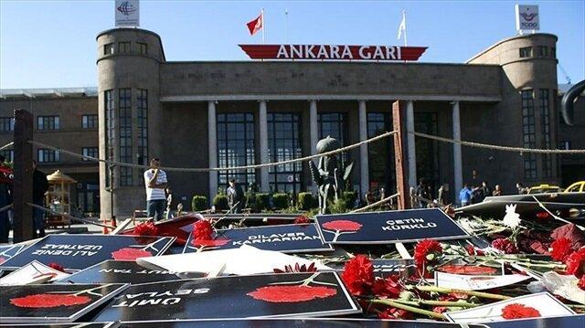 Ankara Tren Garı katliamında tazminat