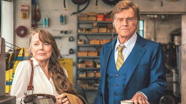 """David Lowery'nin Robert Redford, Casey Affleck, Sissy Spacek, Elisabeth Moss, Tom Waits gibi usta isimleri buluşturan son filmi """"The Old Man & The Gun / Yaşlı Adam ve Silah"""", festivalin Açılış Filmi olarak Türkiye'de ilk kez gösterilecek."""