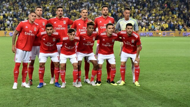 Benfica'ya men tehlikesi