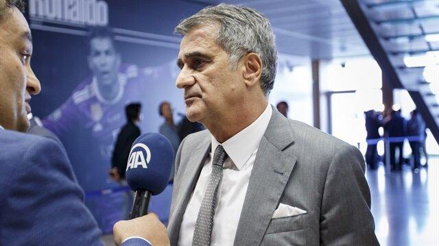 Şenol Güneş, UEFA Elit Kulüp Teknik Direktörleri Toplantısı'na katıldı.