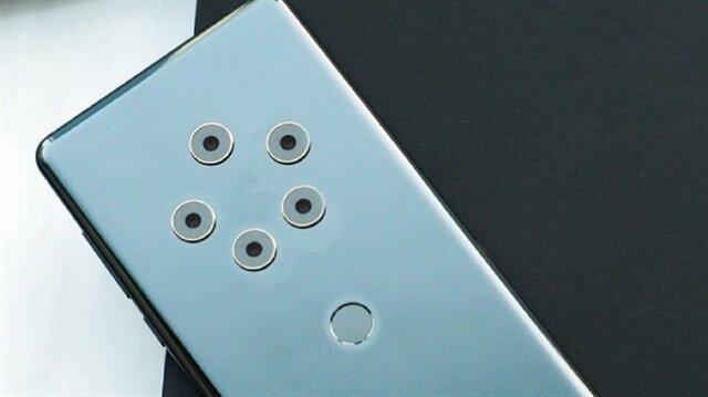 Nokia 9 için yapılan bir konsept tasarım.