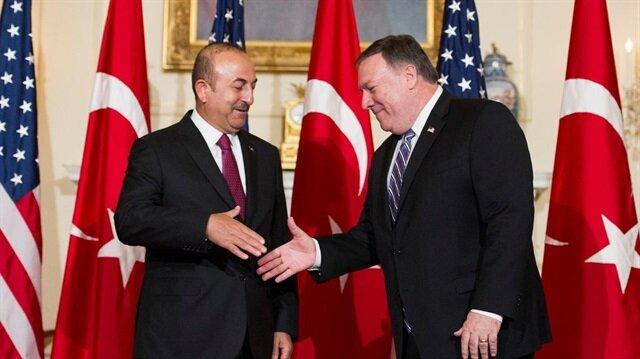ABD'den Çavuşoğlu- Pompeo görüşmesine ilişkin açıklama