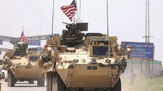 The US delivered 200 truckloads of ammunition to Syria's Raqqa
