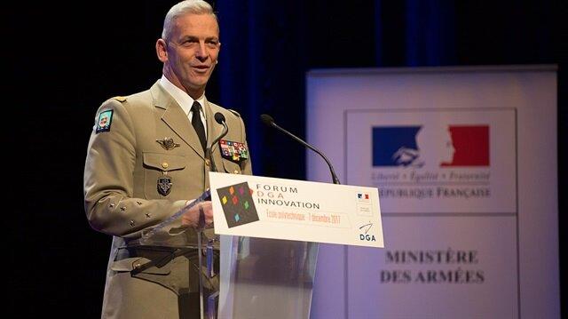 Fransa Genelkurmay Başkanı François Lecointre