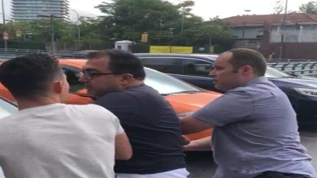 Yakalanan trafik magandasından polise pişkin tavır