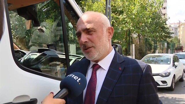 Servisçiler Odası Başkanı: Çocuklarımız önce Allah'a, sonra bize emanet