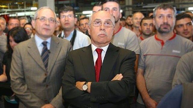 OTOKAR yönetim kurulu başkanvekili Halil Ünver hayatını kaybetti