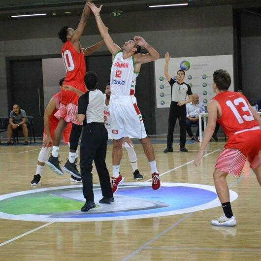 استعدادا لكأس العالم.. لبنان يفوز على المغرب في كرة السلة