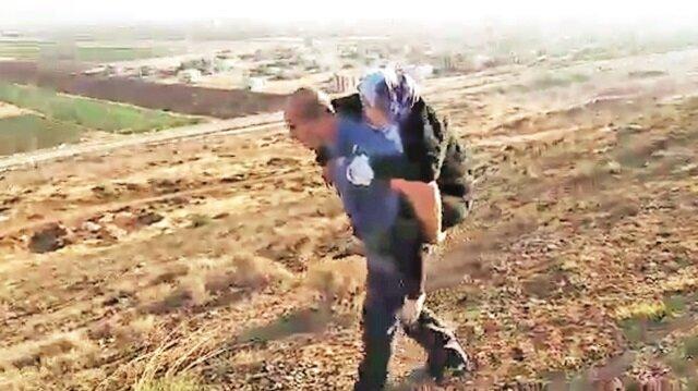 Türk polisindeninsanlık dersi