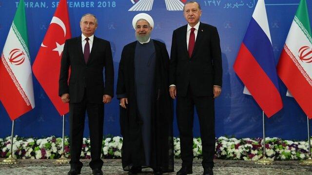 Erdoğan'dan tarihi zirvede 'ateşkes' baskısı