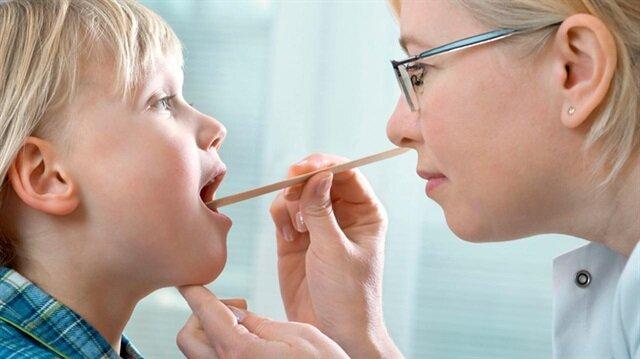 Çocuklarda okul öncesi bademcik iltihaplanmasına dikkat