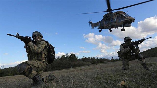 Arşiv: Teröre karşı operasyonlar sürüyor.