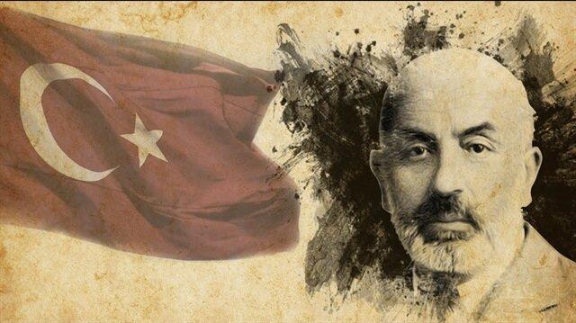 İstiklal Marşı yazarı Mehmet Akif Ersoy