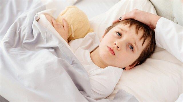 Bulaşıcı bir çocukluk çağı hastalığı olan kızamık, özellikle sonbahar ve kış aylarının hastalığıdır.