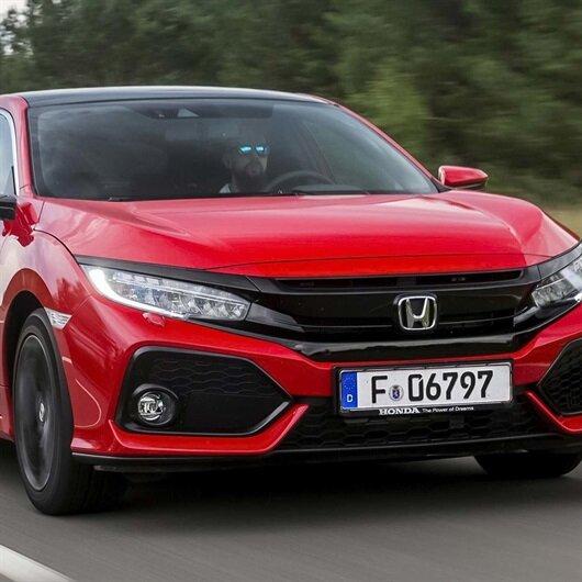 Honda'dan Civic sahibi olmak isteyenlere özel fırsatlar