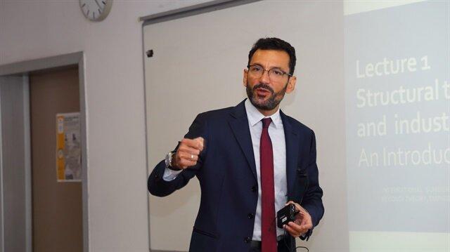 UN economist Piergiuseppe Fortunato