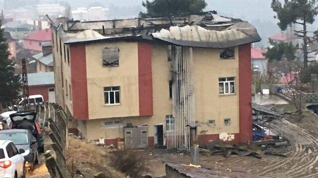 Adana'nın Aladağ ilçesinde bulunan yurtta meydana gelen yangında 12 kişi hayatını kaybetmişti.