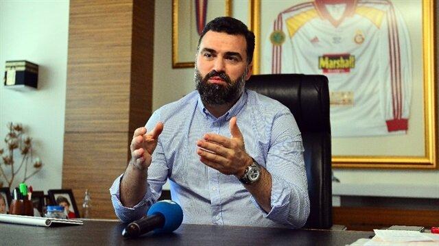 TPFD Başkanı Hakan Ünsal.