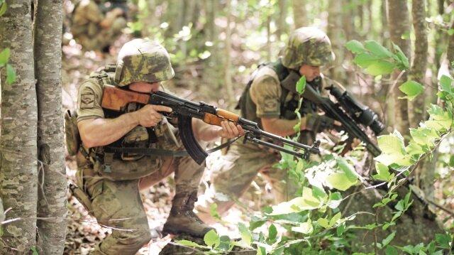 Terör örgütü PKK'nın Karadeniz'e sızma ve bölgede saldırı hazırlığı deşifre oldu