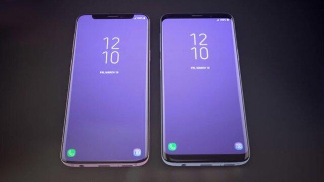 Samsung'un önümüzdeki yıl tanıtması beklenen amiral gemisi Galaxy S10'un konsept çizimleri.