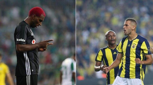 UEFA sorduğu soruyla Babel ile Slimani'yi karşılaştırdı.
