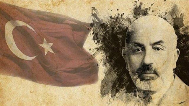 Mehmet Akif Ersoy'un hayatının anlatılacağı filmin mart ayında vizyona girmesi planlanıyor.