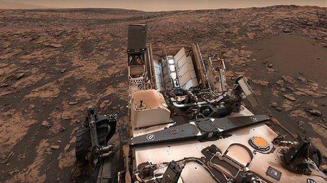 Nükleer bataryayla çalışan Curiosity aracı uzun yıllar boyunca başka bir enerji kaynağına ihtiyaç duymuyor.