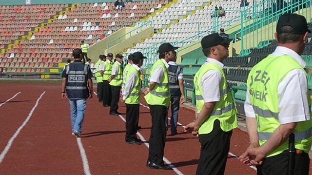 Spor müsabakalarının güvenliğini sağlamak adına yeni adımlar atıldı.