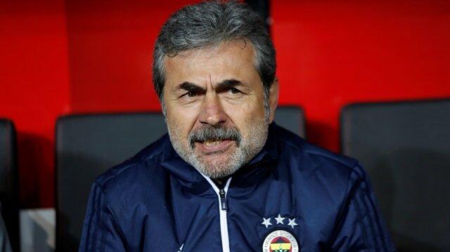 Aykut Kocaman yönetimindeki Fenerbahçe geçen sezon ligi ikinci sırada tamamlamıştı.