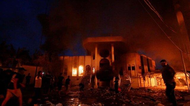 Basra'daki olaylarda 1 kişi öldü