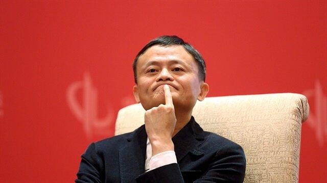Alibaba'nın kurucusu ve Yönetim Kurulu Başkanı Jack Ma
