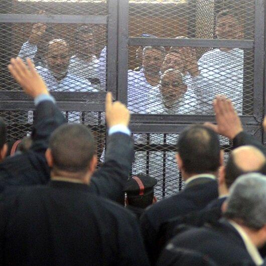 Mısır'da vicdanlara idam
