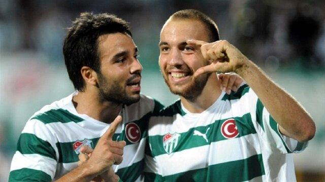 Volkan Şen ve Sercan Yıldırım, Bursaspor'da birlikte oynamıştı.
