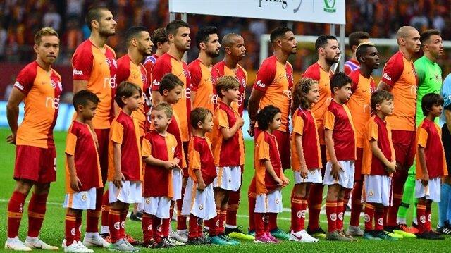 Galatasaray, ligde 4 hafta sonunda topladığı 9 puanla 2. sırada yer alıyor.