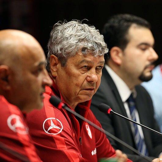 Lucescu: Daha güzel günler göreceğimiz yeni bir ekip kuruyoruz