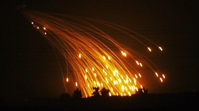 Rusya: ABD, Suriye'de fosfor bombası kullandı