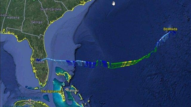 ABD'nin doğu kıyısındaki Kuzey Carolina, Georgia, Atlanta, Güney Carolina ve Virginia eyaletlerinde etkili olan tropikal fırtına 'Florence'