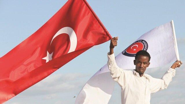 Türkler Afrika'da söz sahibi olmalı