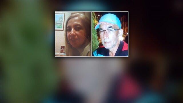 Hakkında uzaklaştırma kararı olan adam eşini 4 kurşunla öldürdükten sonra kayıplara karıştı.