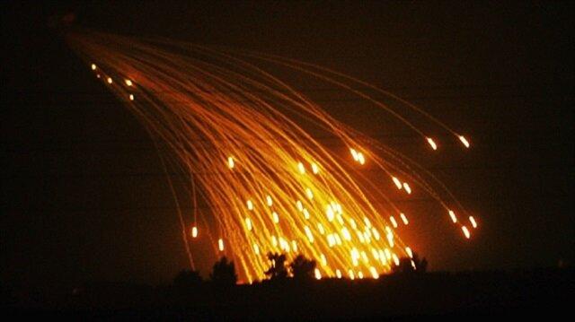 Rusya: ABD fosfor kullandı
