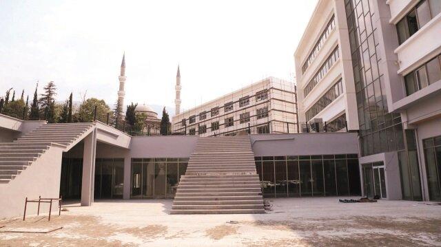 Merkez Anadolu İmam Hatip Lisesi