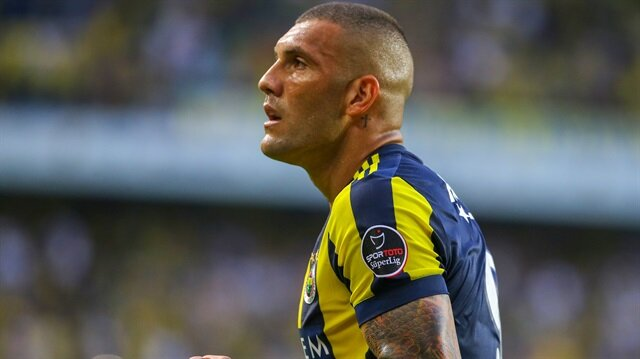 Fernandao, Fenerbahçe formasıyla 104 maça çıkarken 50 gol kaydetmişti.